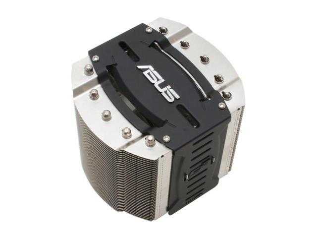 ASUS Silent Square 92mm Sleeve CPU Cooler