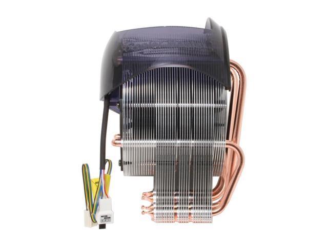 COOLER MASTER RR-CCB-WLU1-GP Eclipse CPU Cooler