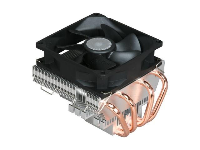 Cooler Master Vortex Plus - CPU Cooler with Aluminum Fins and 4 Direct Contact Heatpipes