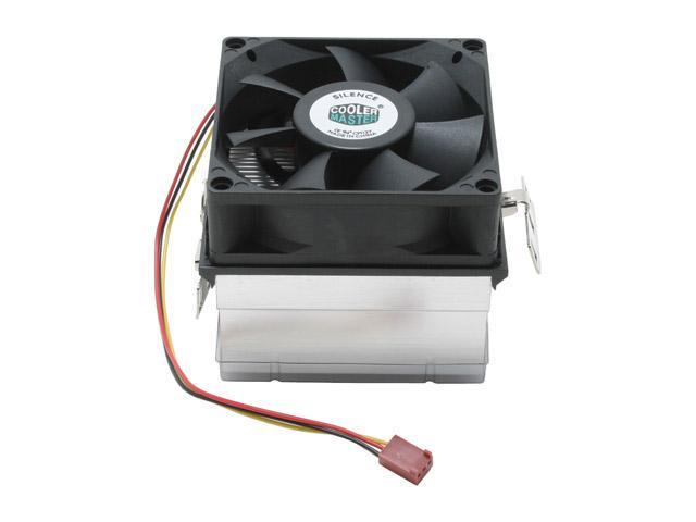 COOLER MASTER DK8-8ID2A-0L-GP 80mm Rifle CPU Cooler