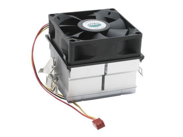 COOLER MASTER CK8-8JD2B-0L-GP 80mm CPU Cooler