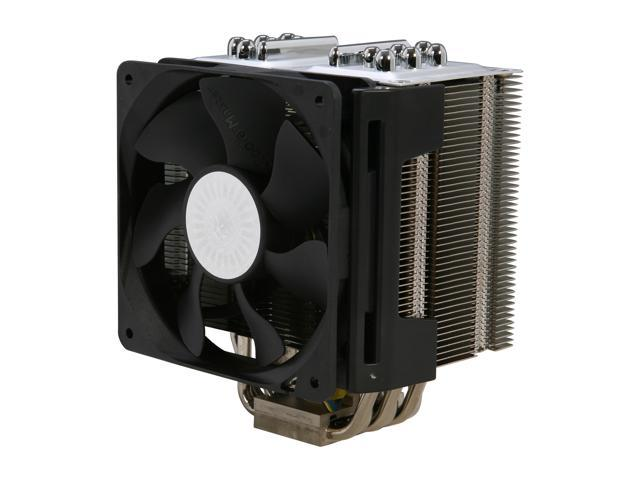 COOLER MASTER RR-T812-24PK-R1 120mm Sleeve TPC 812 CPU Cooler Compatible with Intel 2011/1366/1155/1156/775 and AMD FM1/FM2/AM3