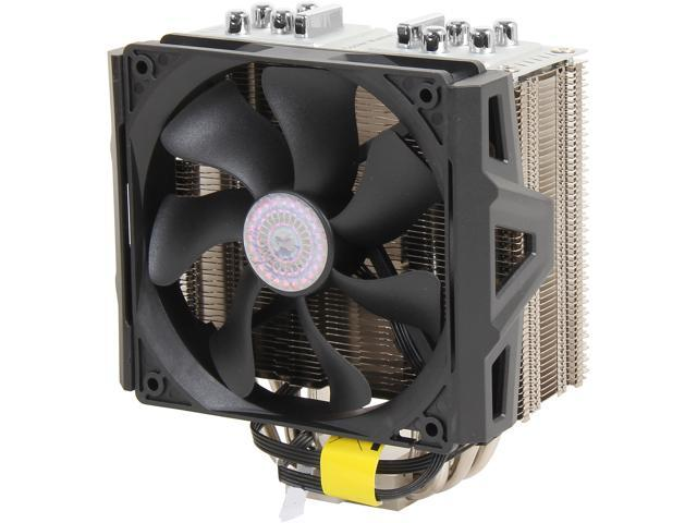 COOLER MASTER RR-T612-20PK-R1 120mm Rifle CPU Cooler