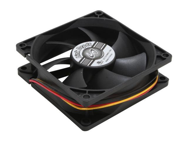 Link Depot FAN-8025-B 80mm Case Fan
