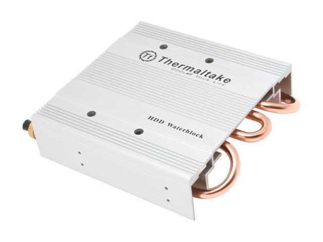 Thermaltake CL-W0082 Cover material: All aluminum designed Base and tube material: All copper designed HDD Waterblock