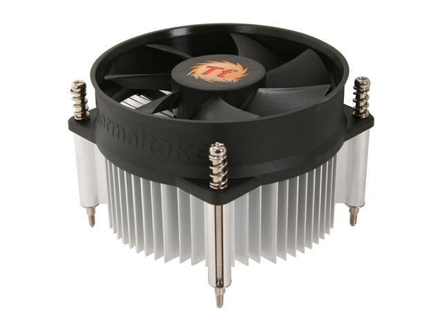 Thermaltake CLP0556 92mm 1 x Sleeve Bearing CPU Cooler
