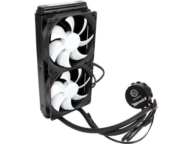 Thermaltake Water 3.0 Extreme (CLW0224) Water/Liquid CPU Cooler 240MM
