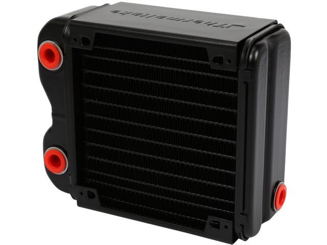 Thermaltake CL-W011-AL00BL-A Pacific DIY LCS RL120 Radiator