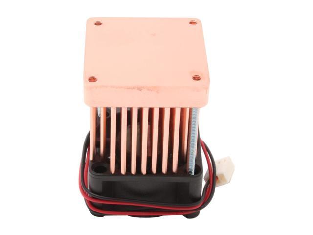 Swiftech MCX159-CU Copper C110 Fan & Heatsinks