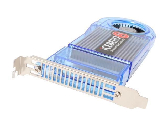 Vantec Iceberq 6 Copper VGA Cooling Kit with Blower Fan - Model CCB-A6C
