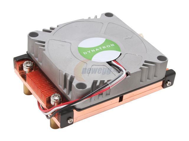 Dynatron H38 70mm 2 Ball CPU Cooler