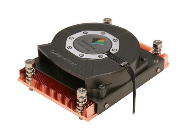 Dynatron R13 70mm 2 Ball Bearing CPU Cooler