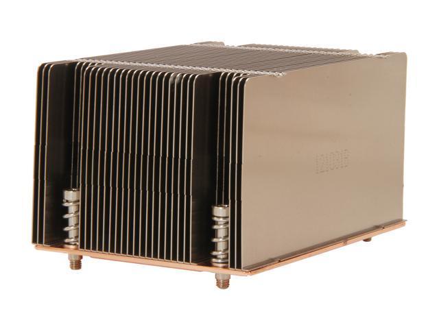Dynatron  R23  for Intel® Sandy Bridge Romley-EP/EX Narrow ILM Processors up to TDP 135 Watts Vapor Chamber CPU Cooler for socket 2011 2U Server Solution - Retail