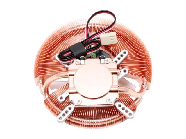 ZALMAN VF900 - CU LED 2 Ball VGA Cooling Fan/Heatsink