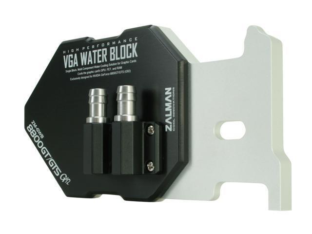 ZALMAN ZM-GWB8800 GST/G92 GPU Water Block