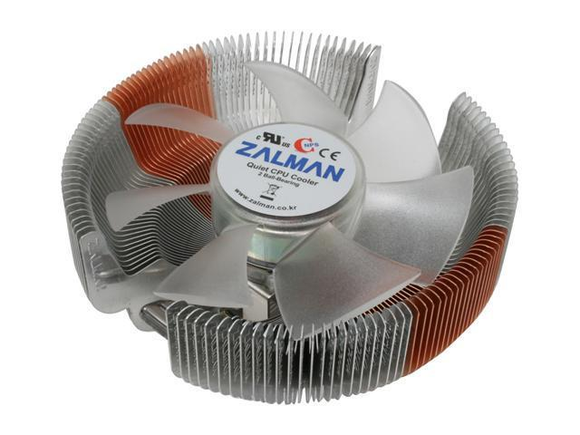 ZALMAN CNPS 7500 AlCu LED 2 Ball CPU Cooler