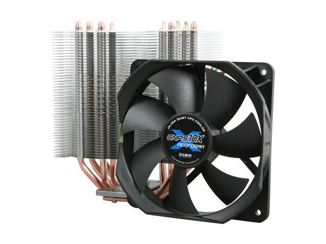 ZALMAN CNPS10X Performa 120mm Long life CPU Cooler