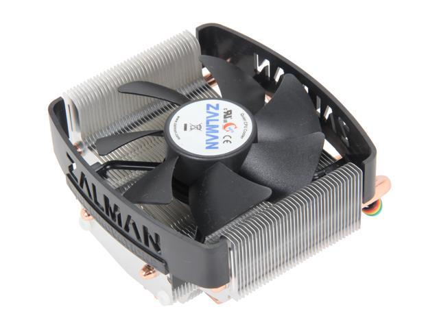 ZALMAN CNPS8000B 92mm FSB (Fluid Shield Bearing) CPU Cooler