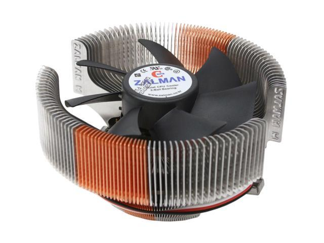 ZALMAN CNPS7000B-ALCU 92mm 2 Ball Cooling Fan