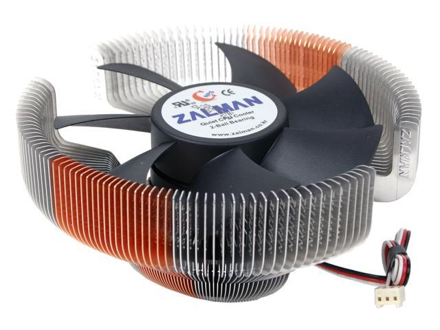 ZALMAN CNPS7700-ALCU 120mm 2 Ball CPU Cooling Fan