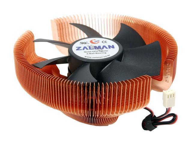 ZALMAN CNPS7700-CU 120mm 2 Ball Cooling Fan