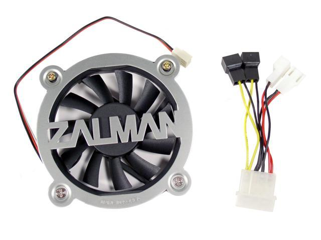 ZALMAN ZM-OP1 2 Ball Cooling Fan