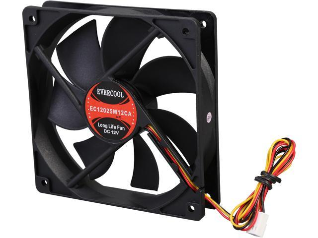 EVERCOOL FAN-EC1225M12CA 120mm Case Cooling Fan