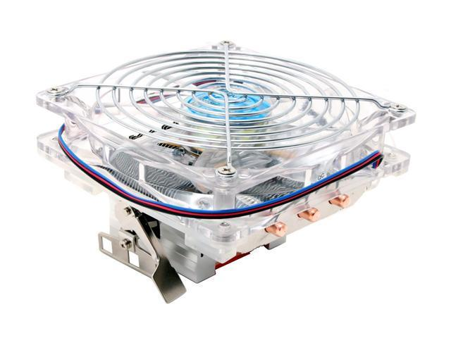 KINGWIN BA-12 120mm Ball CPU Cooler for AMD