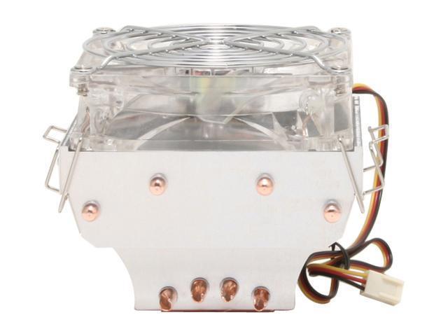 KINGWIN KA-9228 90mm Ball CPU Cooler