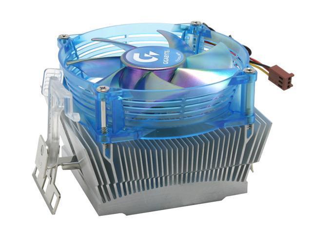 GIGABYTE GH-ED821-LC 94 mm Ball CPU Cooler
