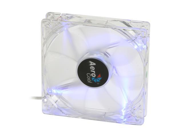 AeroCool LightWave 120mm Blue LED Case cooler