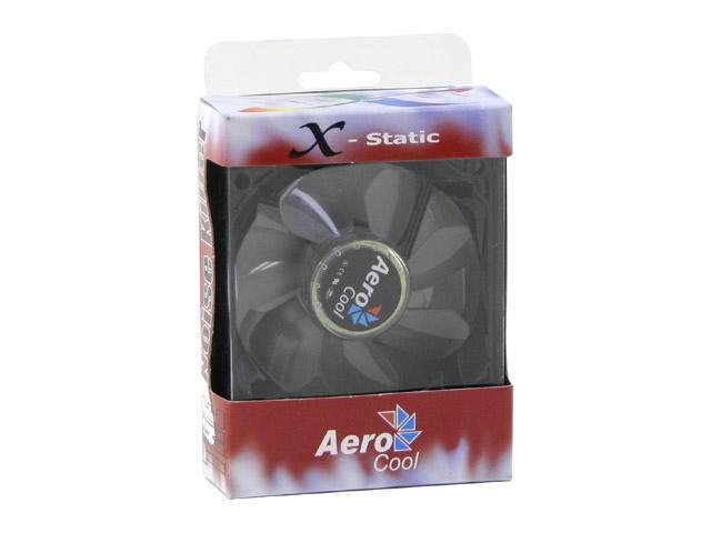 AeroCool X-Static 80mm Case Cooling Fan