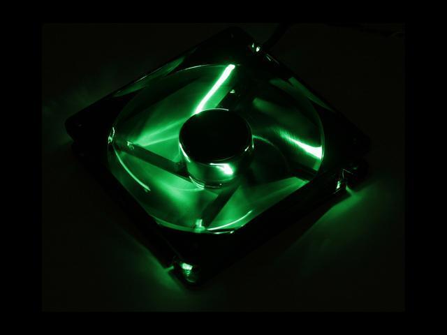 bgears b-flexi80 80mm Red, Blue, Green LED Case Fan - OEM