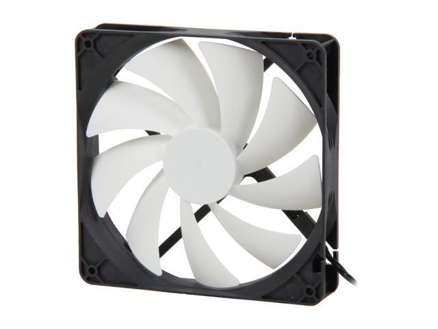 NZXT FX-140LB 140mm Enthusiast 3 Speed Fluid Dynamic Bearing 2000RMP Fan