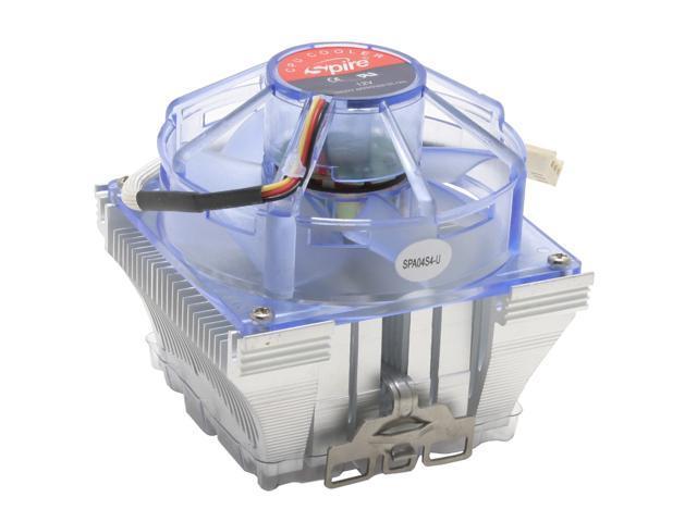 Spire SPA04S4-U Sleeve WhisperRock V CPU Cooler