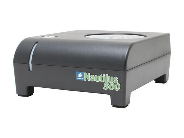 CORSAIR Nautilus 500 Complete External Liquid Cooling Sytem