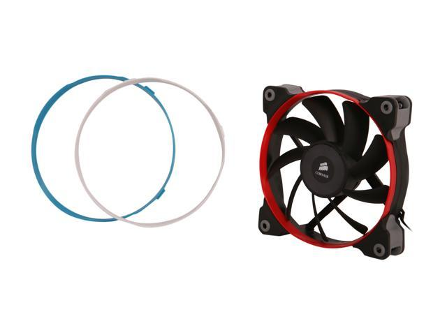 Corsair Air Series AF120 120mm Quiet Edition High Airflow Case Fan Single Pack(CO-9050001-WW)