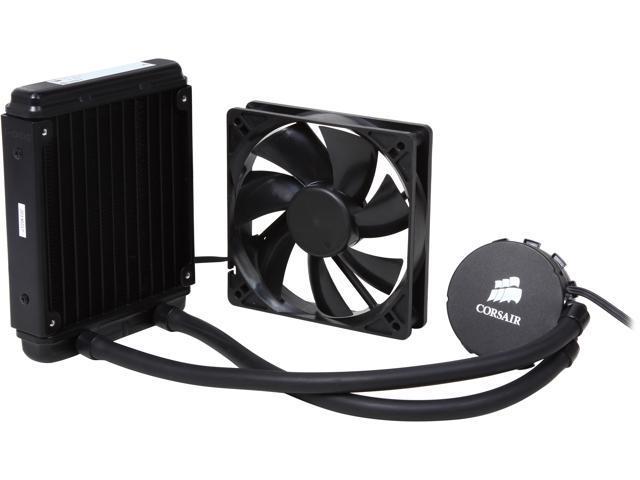 CORSAIR Hydro Series H55 CW-9060010-WW/RF Quiet CPU Coolers Manufactured Recertified