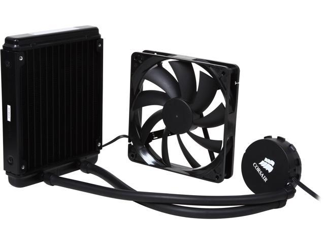 Corsair Certified Hydro Series H90 High Performance Water/Liquid CPU Cooler