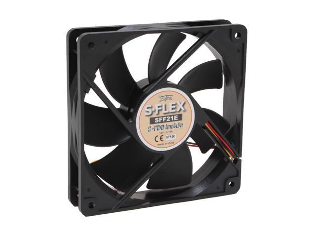Scythe S-FLEX SFF21E 120mm Case Fan