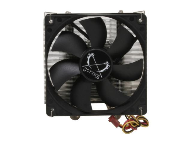 Scythe SCASM-1000 120mm Sleeve Andy Samurai Master CPU Cooler