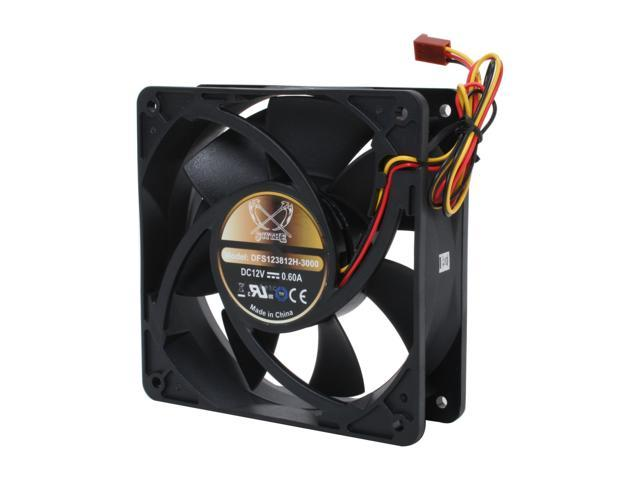 "Scythe DFS123812-3000 ""ULTRA KAZE"" Case Fan"