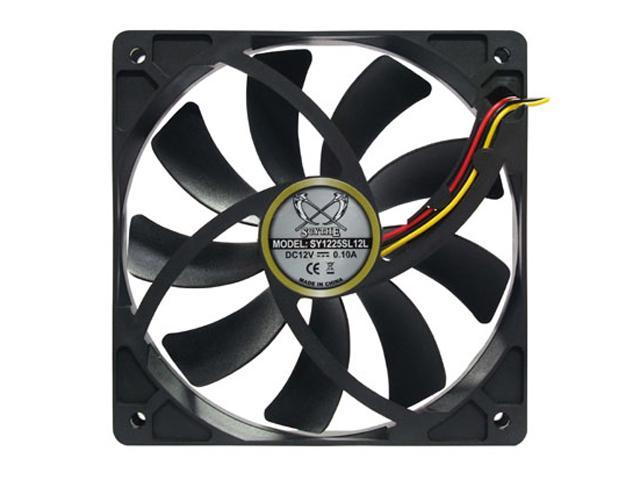 "Scythe SY1225SL12L ""Slipstream"" Case Fan"
