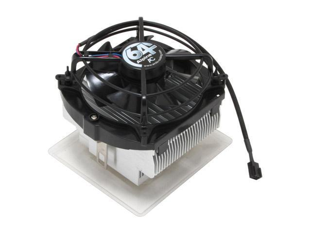 ARCTIC COOLING ALPINE64 92mm CPU Cooler