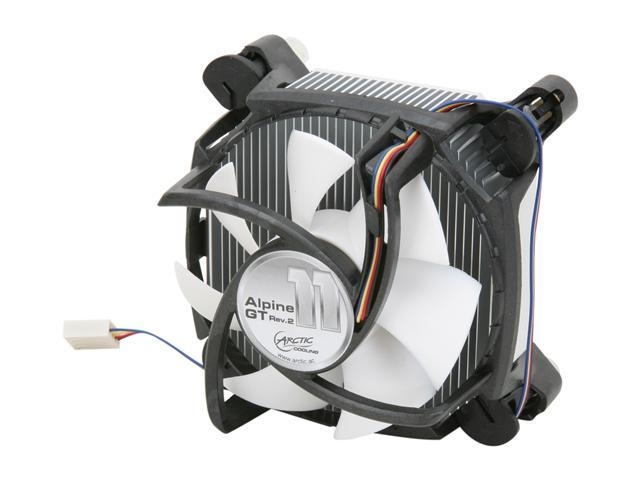 ARCTIC COOLING ACALP11-GT-R2 80mm CPU Cooler