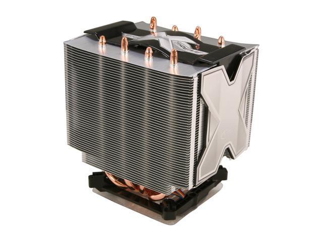 ARCTIC Freezer Xtreme Rev. 2 CPU Cooler - Intel & AMD, Twin-Tower Heatsink, 120mm PWM Fan