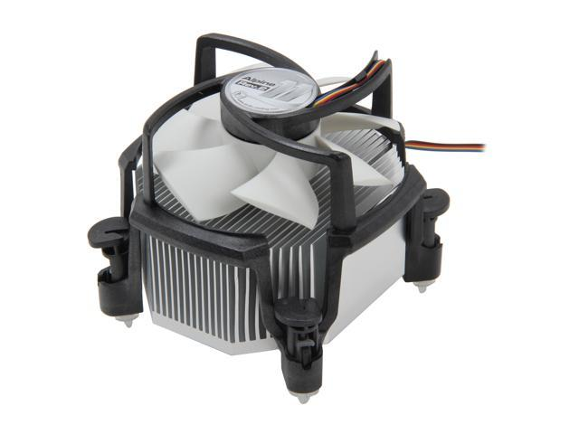 ARCTIC Alpine 11 Rev. 2 CPU Cooler - Intel, Supports Multiple Sockets, 92mm PWM Fan at 23dBA