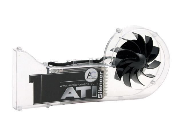 ARCTIC COOLING AVC-AT1 Rev. 2 ARCTIC Ceramic VGA Cooler