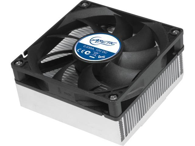 ARCTIC COOLING Alpinte M1 80mm Fluid Dynamic CPU Cooler