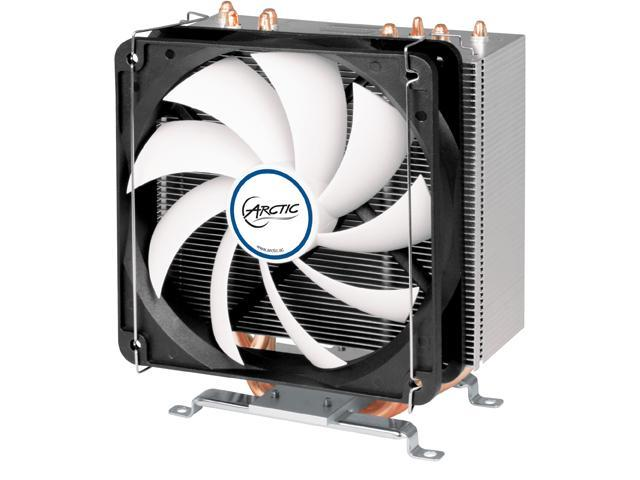 ARCTIC COOLING Freezer A32 120mm Fluid Dynamic CPU Cooler with 120 mm Fan for AMD with New Fan Controller Made in Germany ...
